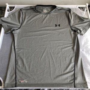 Under Armour Fitted HeatGear Workout Shirt